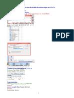 Application du modèle linéaire multiple sur STATA 2020