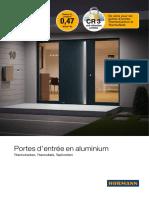 86672-Portes d Entree en Aluminium-FR