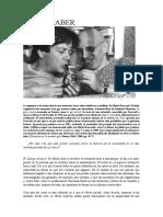 El saber gay 1 - Foucault