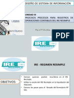 IRE Resimple