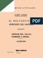 Albert Jansen. El Bolchevismo Heredero Del Nazismo