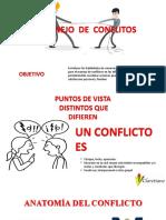 Resolución de Conflicto (Dirección de Curso)