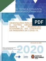 Nota Tecnica Empresas Reabertura 20-07-2020