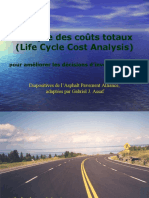 Analyse Économique LCCA