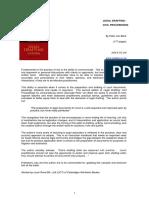 Review of Legal Drafting 2e - Civil Proceedings by Louis Rood Fairbridges Wertheim Becker