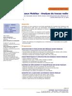 Qualite Des Reseaux Radio Mobiles Analyse Traces