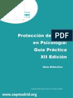 Guía Didáctica Proteccion datos XII Ed