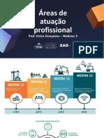 Webinar3 - Àreas de Atuação Profissional