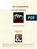 Guide to Neverwinter Mtr