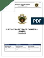 Protocolo Canasta de alimentos-