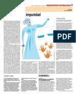 El Impacto de La Impunidad