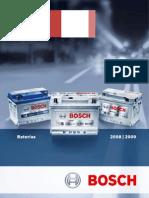 Catalogo de Baterias LAM 09-10