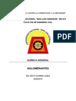 6. MONOGRAFÍA AGLOMERANTES