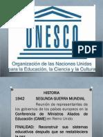 UNESCO- Diapositiva OIs