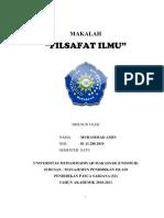 50336767-02-Makalah-Mr-Amin-Filsafat-Ilmu