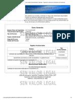 SICEJ - Sistema de Consulta de Expedientes Judiciales - Organismo Judicial de La República de Guatemala