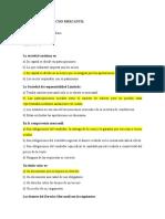 CUESTIONRIO DERECHO MERCANTIL