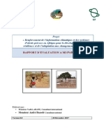 Rapport d'Evaluation à mi-parcours  Version 0.0 YL & AB 20-12-2017