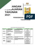 RPT PJ THN 6 2021
