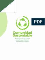 Programa de Comunidad Sustentable Final
