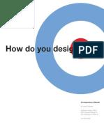 how do you design