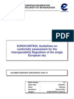 EUROCONTROL Guidelines on Conformity Assessment Ed 2.0