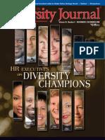 Profiles in Diversity Journal   Nov/Dec 2008