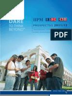 iipm-prospectus