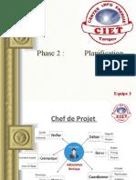 Présentation projetphase 2