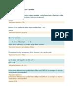 Discrete Mathematics Prelims Quiz 2 by Bertski
