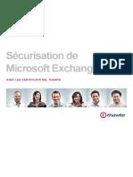 Sécurisation de Microsoft Exchange 2011