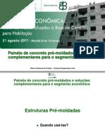 Freitas2011 - Painéis de Concreto Pré-moldados e Soluções