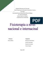 Tema 1 Fundamentos de la fisioterapia
