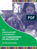 CommunicativeToActionOriented AResearchPathway French