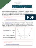 Funções e Gráficos
