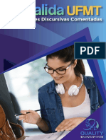 Questões Discursivas UFMT