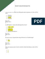 Rubrik Technical Professional (RTP) Accreditation exam Dump