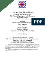 McShin 7th Annual Spring Awards Banquet