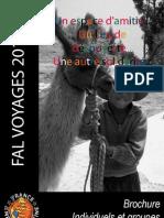 Brochure Fal 2011