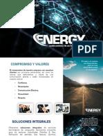 1. Presentacion empresarial ENERGY 2021 by Enervan