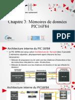 Mémoire de Données PIC16F84 (1) (1)