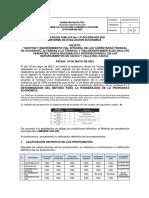 INFORME DE EVALUACION ECONOMICO LP-DO-SRN-005-2021