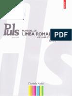 Puls. Manual de limba Romana ca limba straina A1 A2 ed.2