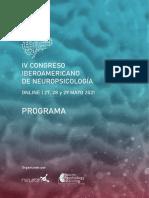 ES PROGRAMA v3 Congreso Iberoamericano