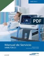 Manual de Servicio Hamilton C1