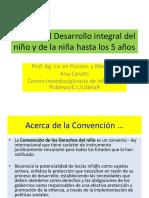 Resiliencia y Promocion Del Desarrollo NNA Ana Cerruti