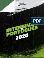 Intensivão de Portugês 2020 - Ebook