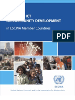 Impact of ICT on Community Development in ESCWA Member Countries