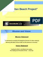 Manhattan Beach Project