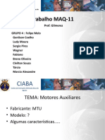 Apresentacao Final - MCA MTU MAQ11